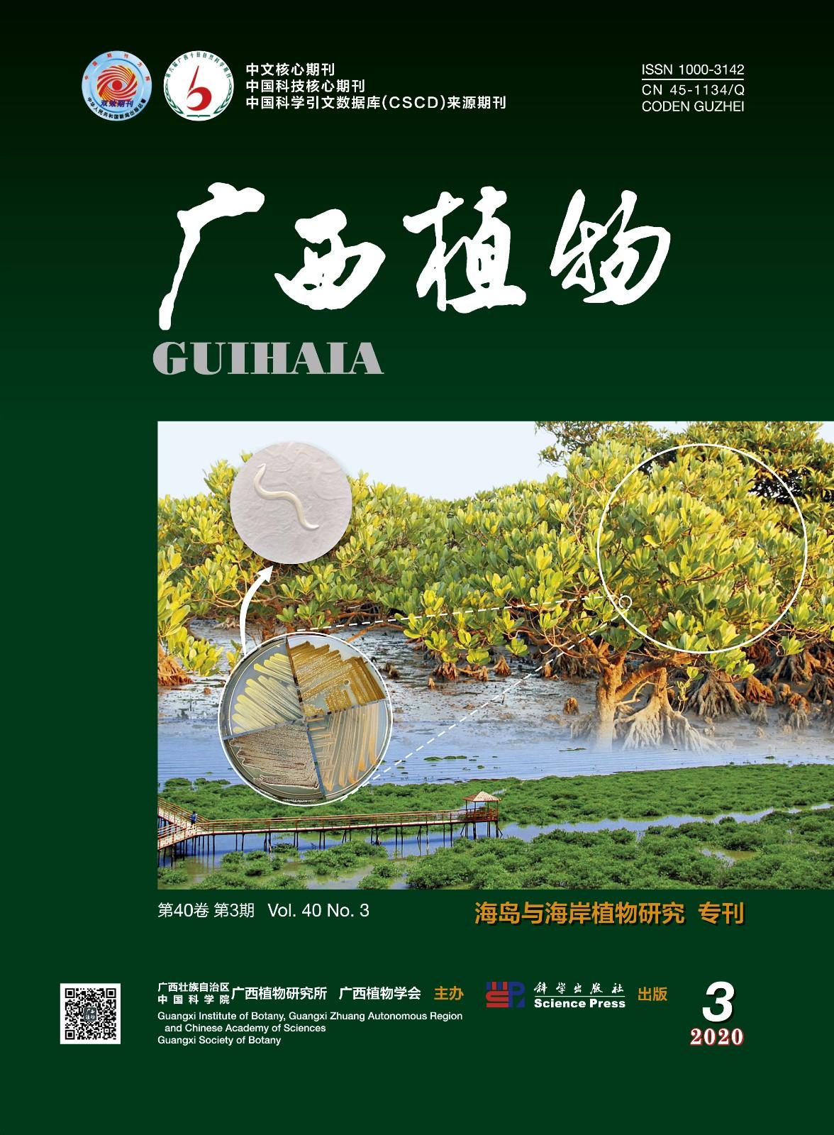 《广西植物》官方网站